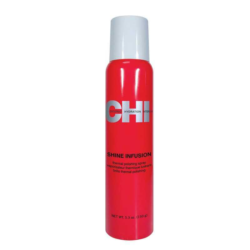 CHI Shine Infusion - nabłyszczający spray do włosów 150g