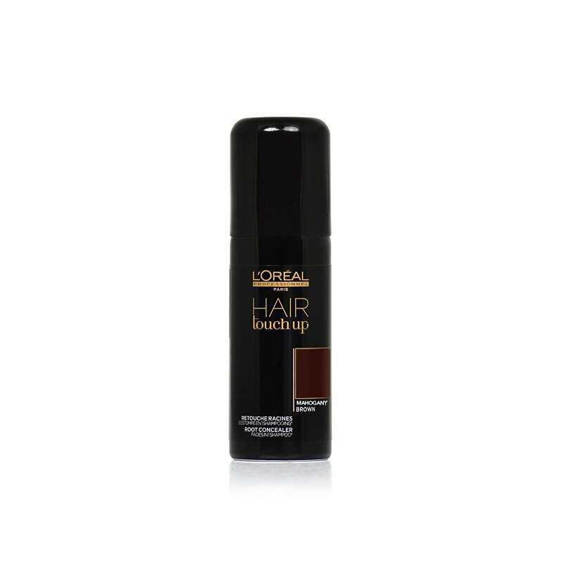 LOREAL Hair Touch Up Spray maskujący odrosty Mahoń 75 ml