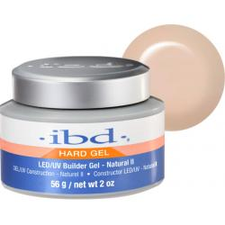 IBD Hard Gel Builder Gel 56g LED/UV - NATURAL II