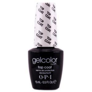OPI Gelcolor Top - lakier nawierzchniowy do paznokci żelowych 15ml