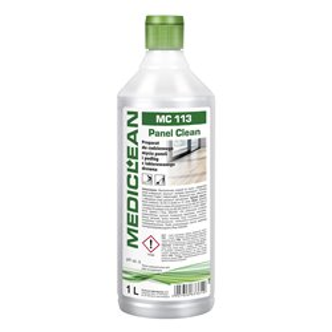 Mediclean MC 113 Preparat do codziennego mycia paneli i podłóg PANEL CLEAN 1L
