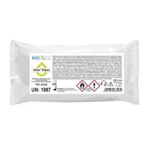 Velox Wipes chusteczki dezynfekujące wkład 100 szt