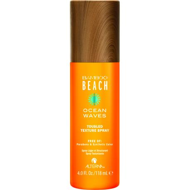 Bamboo Beach Ocean Waves Tousled Texture Spray - Spray modelujący 118ml