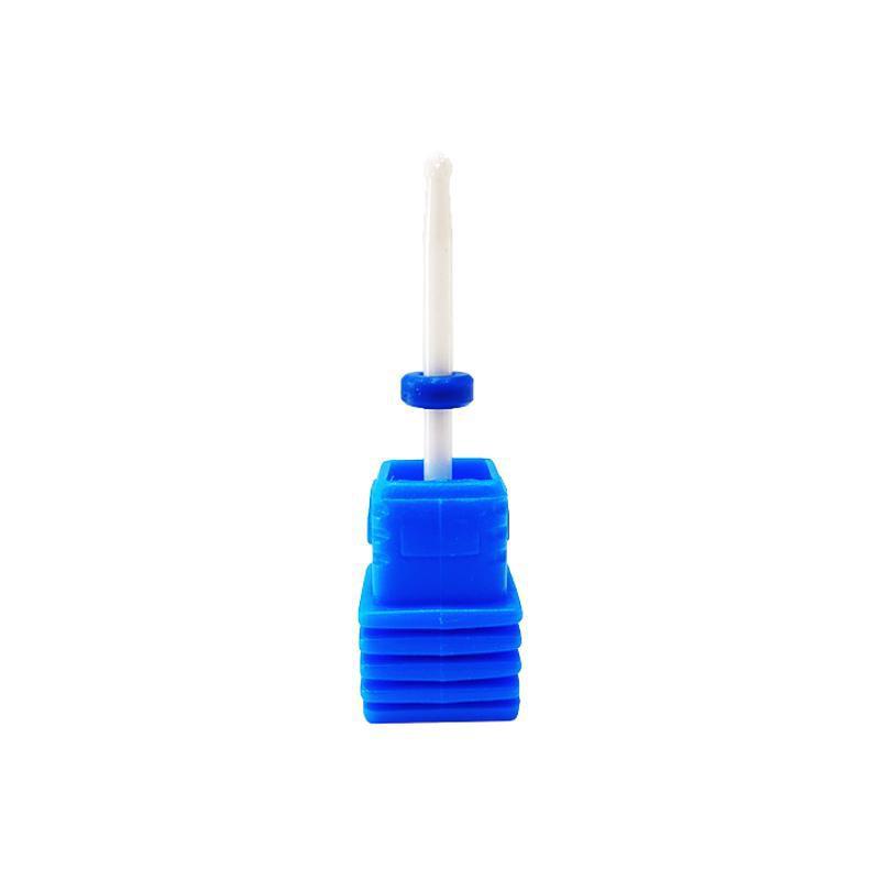 Frez ceramiczny kulka 2mm ostry niebieski do hybrydy