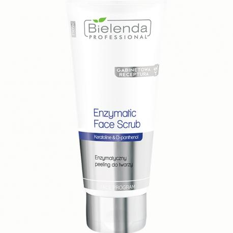 BIELENDA Enzymatyczny peeling do twarzy 70 g