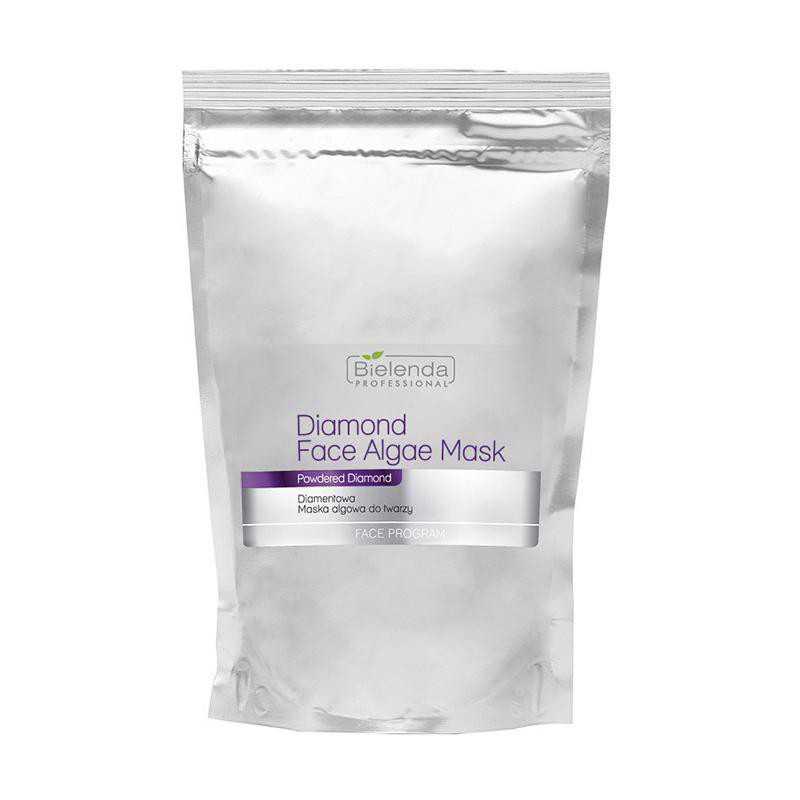 ielenda- Maski algowe-diamentowa- ekonomiczne opakowania uzupełniające 2 rodzaje (1szt/190g)