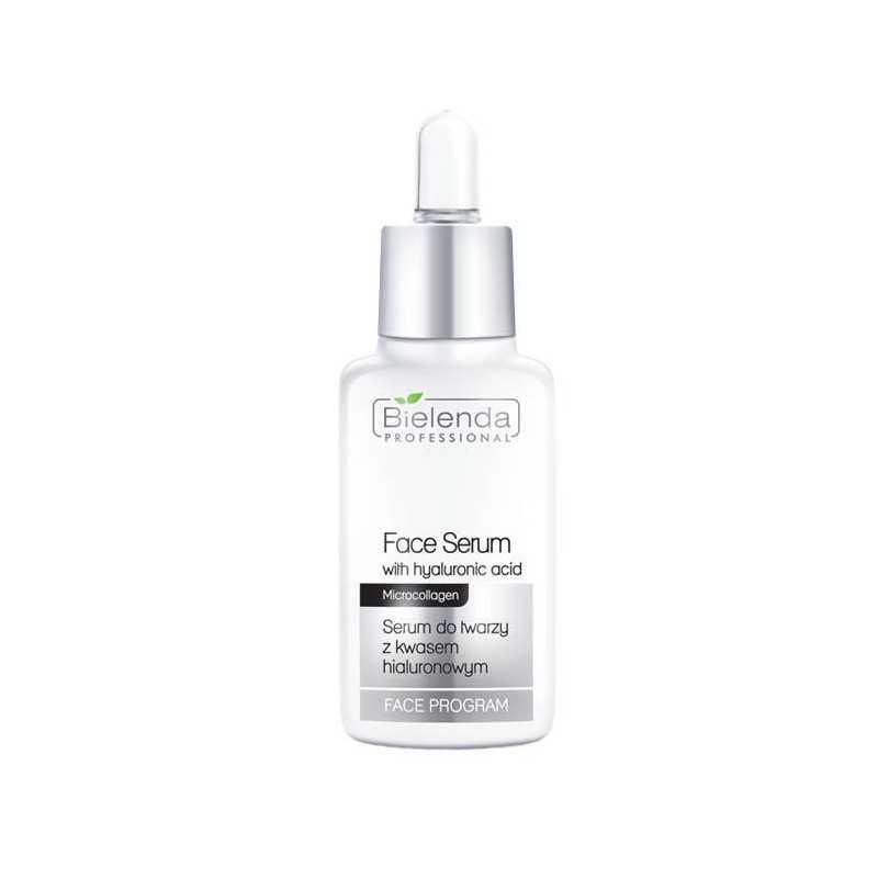 Bielenda Serum do twarzy z kwasem hialuronowym 30ml