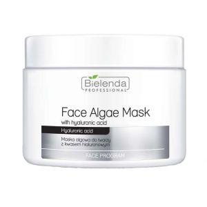 Bielenda Maska algowa do twarzy 190g - Z kwasem hialuronowym
