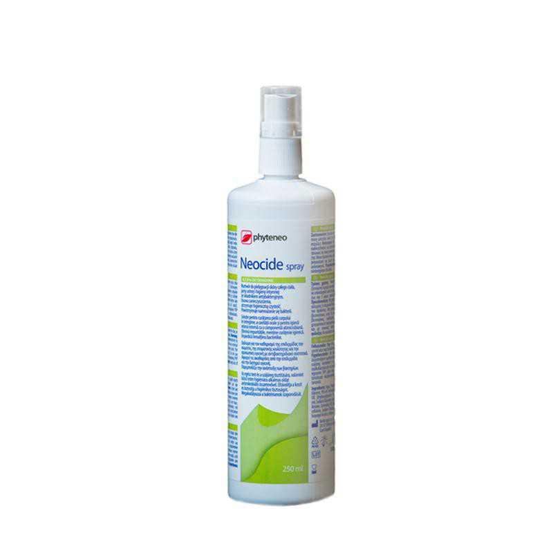 Spray antybakteryjny do skóry Neocide z oktenidyną 250 ml