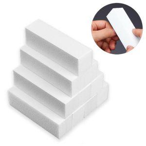 Blok polerski LUX biały 100/100 - 10szt