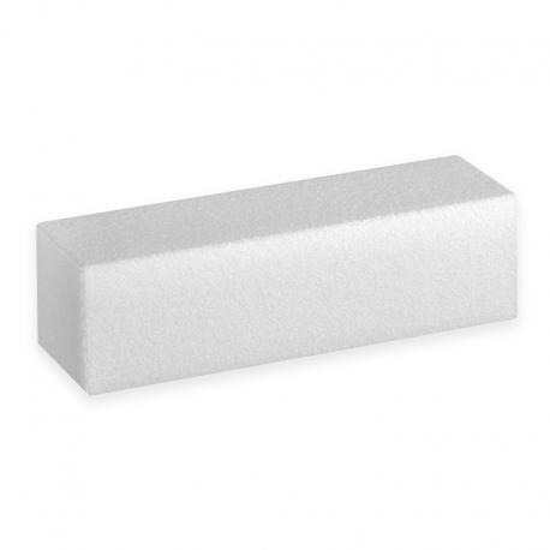 Blok polerski biały czterostronny NEW 100/100 1szt