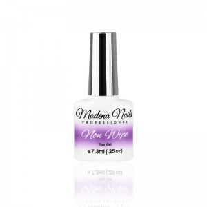 Non Wipe Top Żel Nabłyszczacz 7,3ml Modena Nails