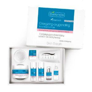 Skin Breath - Zabieg energetyzująco-dotleniający dla skóry twarzy Bielenda