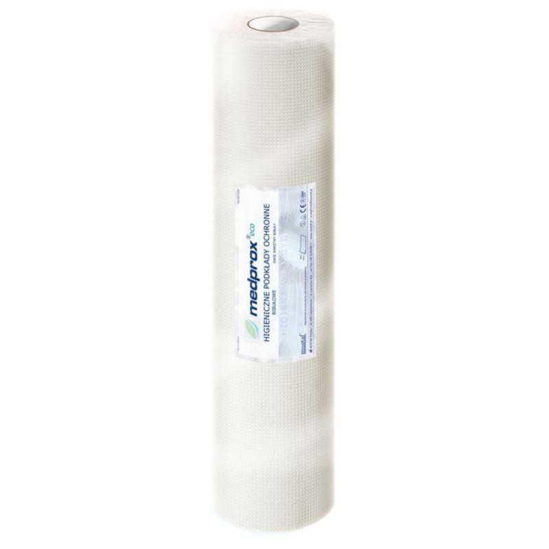 Podkład ochronny Medprox celoluzowy biały 50x50cm