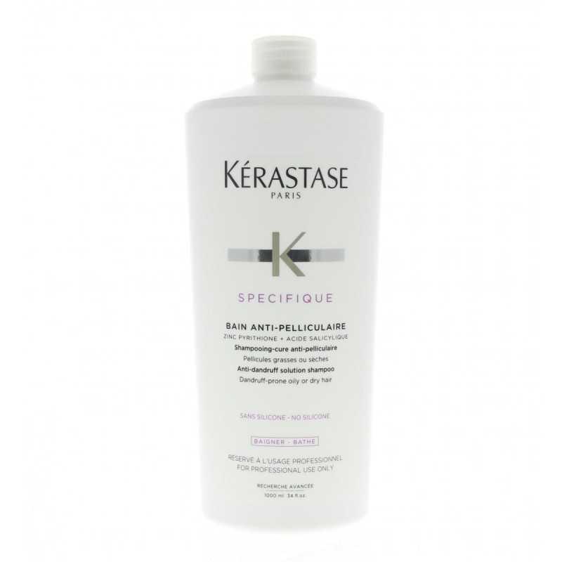 Kerastase Bain Anti-Pelliculaire - Kąpiel przeciwłupieżowa do każdego rodzaju włosów - 1000ml