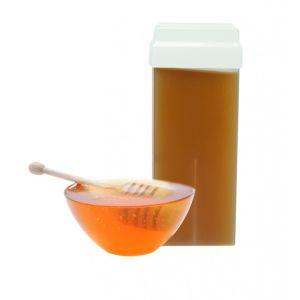 Wosk z szeroką rolką Miodowy 100 ml RO.IAL
