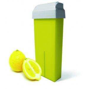 Wosk z szeroką rolką Cytrynowy 100 ml RO.IAL
