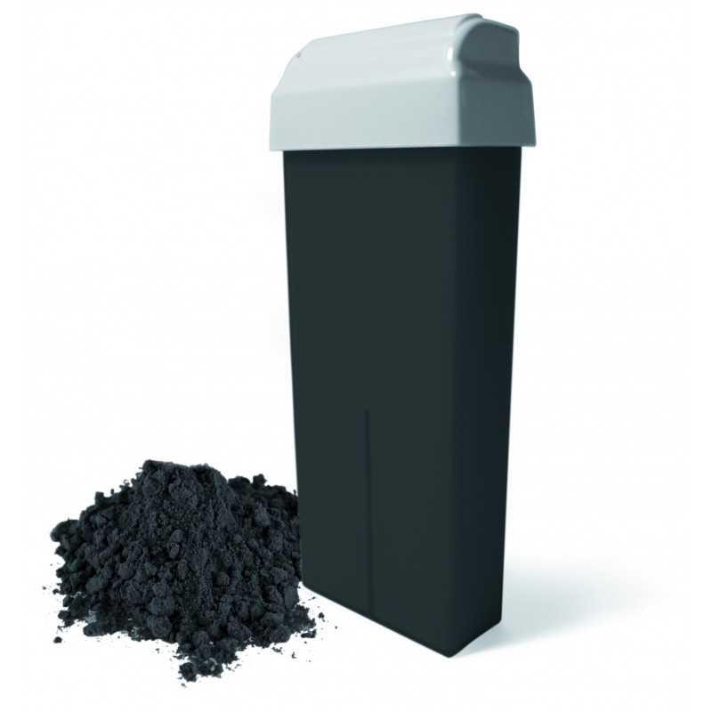 Wosk z szeroką rolką Czarny 100 ml RO.IAL