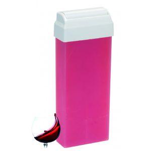 Wosk do depilacji ciała w rolce wino wkład 100ml RO.IAL