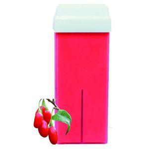 Wosk do depilacji ciała w rolce owoce goji wkład 100ml RO.IAL