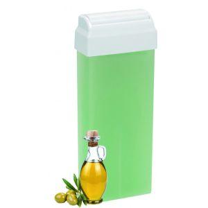 Wosk do depilacji ciała w rolce olej z oliwek wkład 100ml RO.IAL