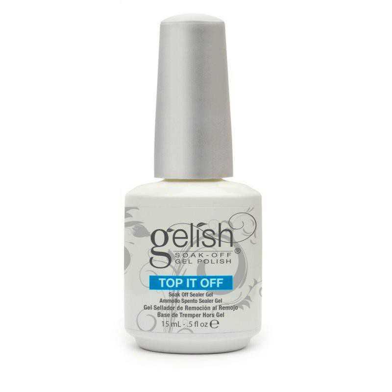 GELISH Top It Off - Żel Nawierzchniowy 15ml