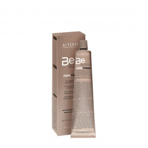 Toner do włosów biały white bez amoniaku 60ml Alter Ego Be Blonde