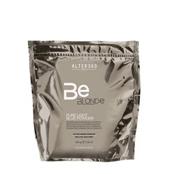Rozjaśniacz do włosów niebieski w proszku 500g Alter Ego Be Blonde Pure Light Blue Powder