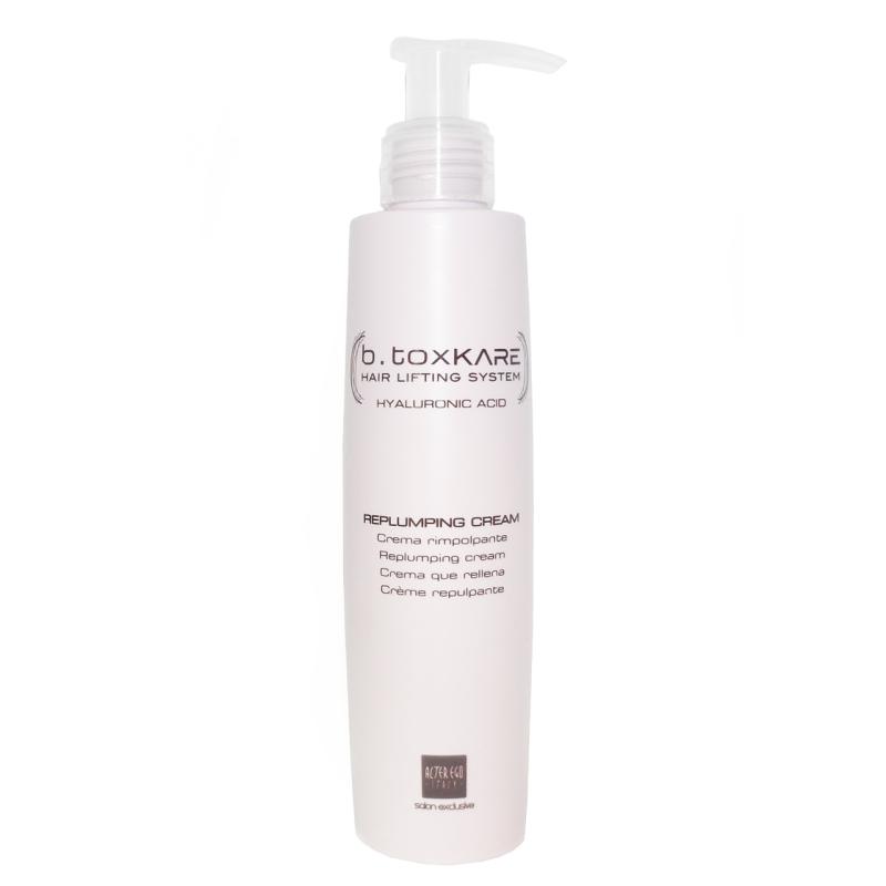 Odżywka do włosów przywracająca elastyczność botoks 200ml Alter Ego B.Toxcare Replumping Cream botox