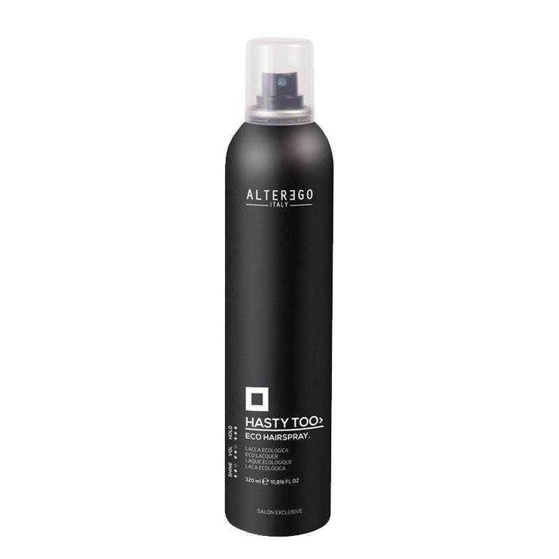 Lakier ekologiczny szybkoschnący 320ml Alter Ego Eco Hairspray Hasty Too