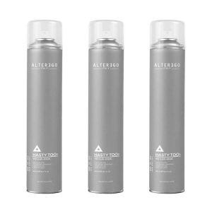 Zestaw Lekki lakier zwiększający objętość Voluxious Hairspray 3x500ml Alter Ego