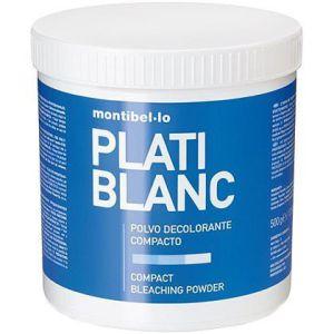 Rozjaśniacz do włosów Platiblanc 500 g Montibello