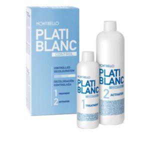 Rozjaśniacz Platiblanc Control 200 ml + 400 ml Montibello