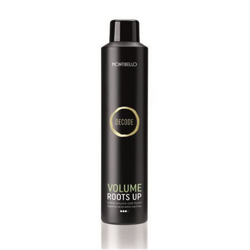 Pianka nadająca włosom objętość Volume Roots Up 300 ml Montibello