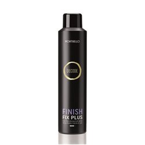 Spray mocno utrwalający w atomizerze Finish Fix Plus 250 ml Montibello