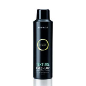 Suchy szampon nadający fakturę Texture Fresh Air 200 ml Montibello