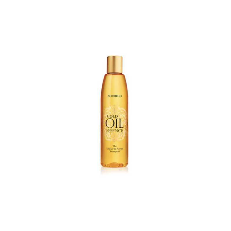 Szampon na bazie olejków Gold Oil Essence 250 ml Montibello