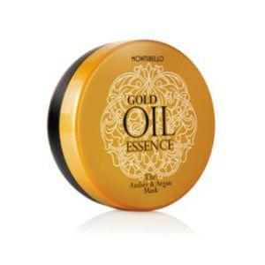 Maska na bazie olejków Gold Oil Essence 200 ml Montibello