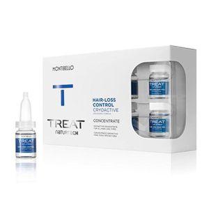 Kuracja przeciw wypadaniu włosów Loss Control Cryoactive 10 x 7 ml Montibello