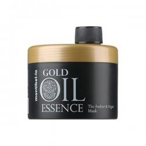 Maska na bazie olejków Gold Oil Essence 500 ml Montibello