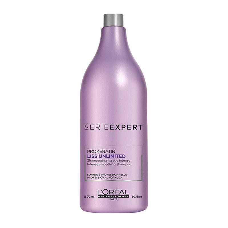 Loreal Liss Unlimited szampon wygładzający 1500ml