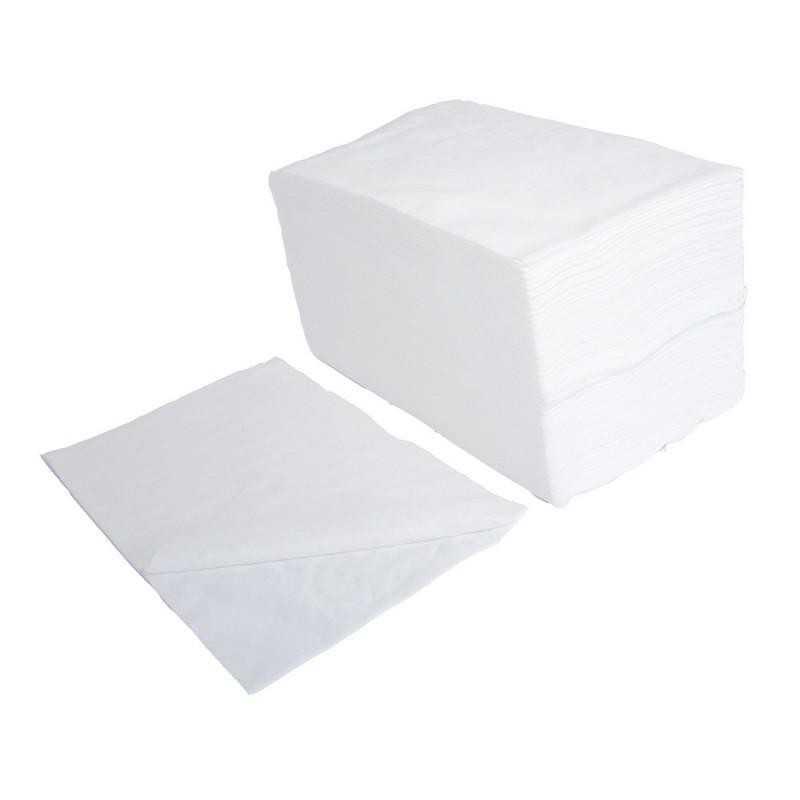 Ręcznik z włókniny BASIC EXTRA gładki 70x40 (100 szt)