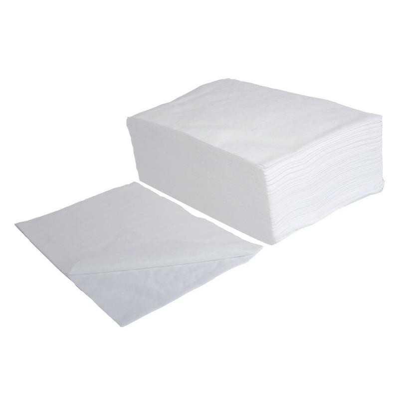 Ręczniki z włókniny gładkie BASIC 70x50 - 50 szt