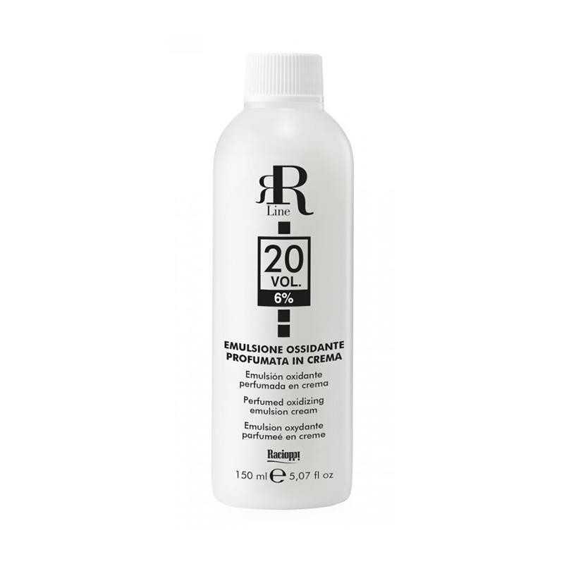 Woda utleniona do farbowania 6% AKTYWATOR Perfumowany kremowy oksydant 150ml