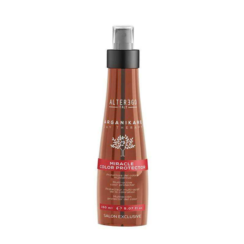 Odżywka do włosów farbowanych bez spłukiwania 150 ml Alter Ego Arganikare Miracle Color Protector