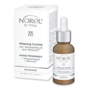 Koktajl wybielający z Tetrapeptide-30 i Melavoid 30ml Norel Whitening