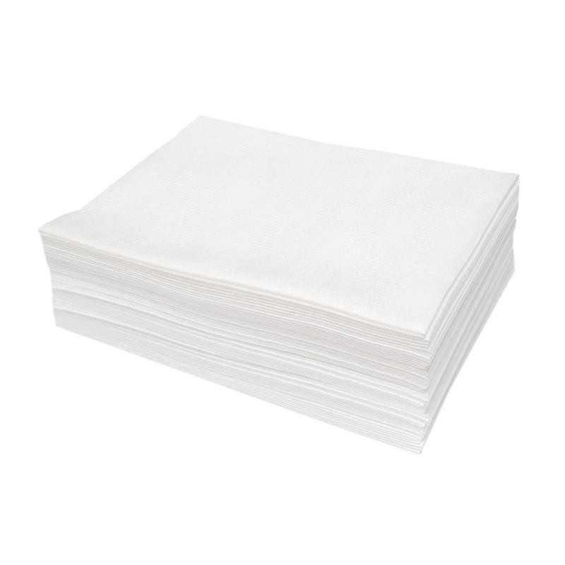 Ręczniki z włókniny 76x50 100 szt. Ecoter fryzjerskie jednorazowe