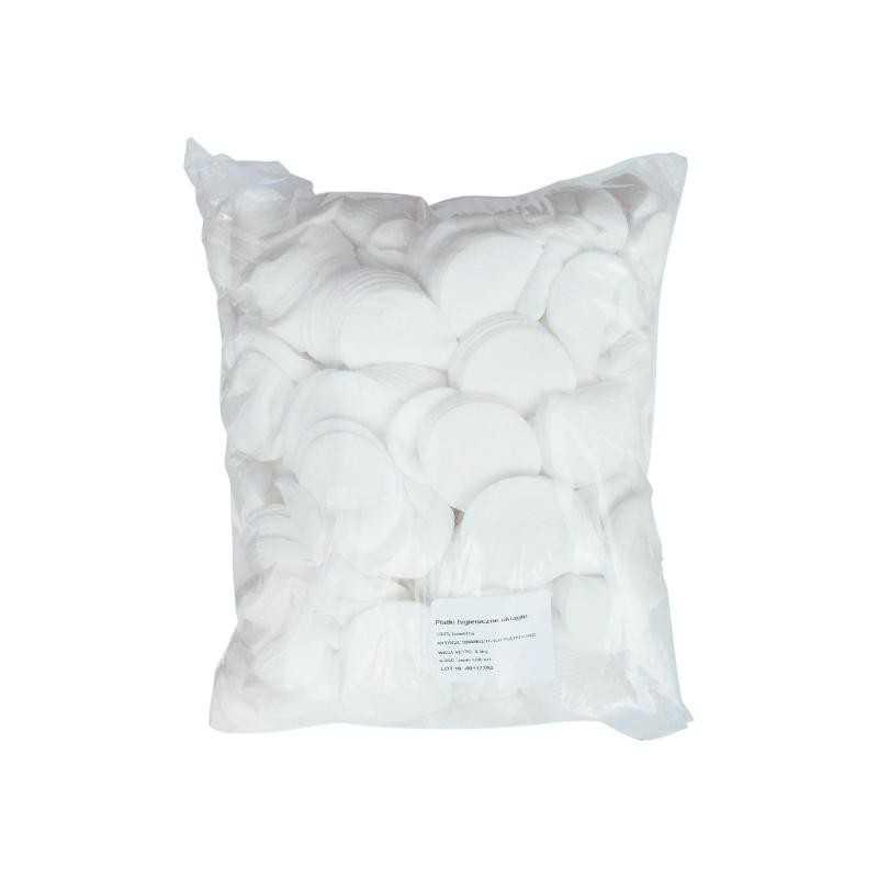 Płatki waciki kosmetyczne cienkie bawełniane 0,5 kg 1200 szt.