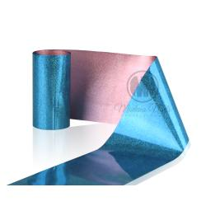 Folia transferowa nr 23 niebieska holo 120x4 cm Modena Nails