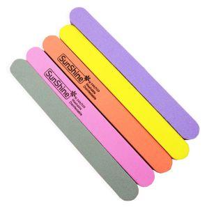 Polerka Sunshine prosta 240/320 mix kolorów 1 szt
